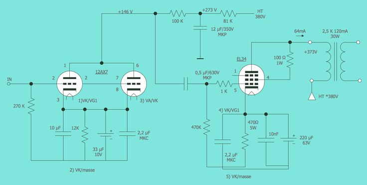 Psm Schematic Icons - ~ Wiring Diagram Portal ~ •