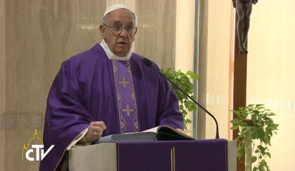 """Papa Francesco: """"Natale è lasciarsi incontrare da Gesù col cuore aperto perché ci rinnovi la vita"""""""