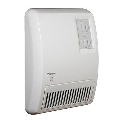 Dimplex 3,413 BTU Wall Insert Electric Fan Heater