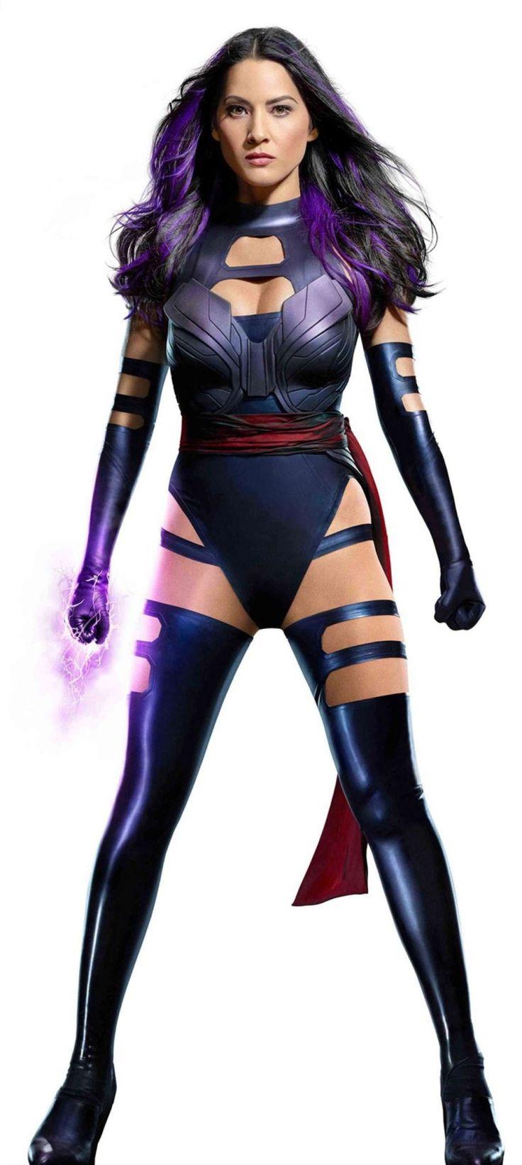 demonsee:  Olivia Munn as Psylocke