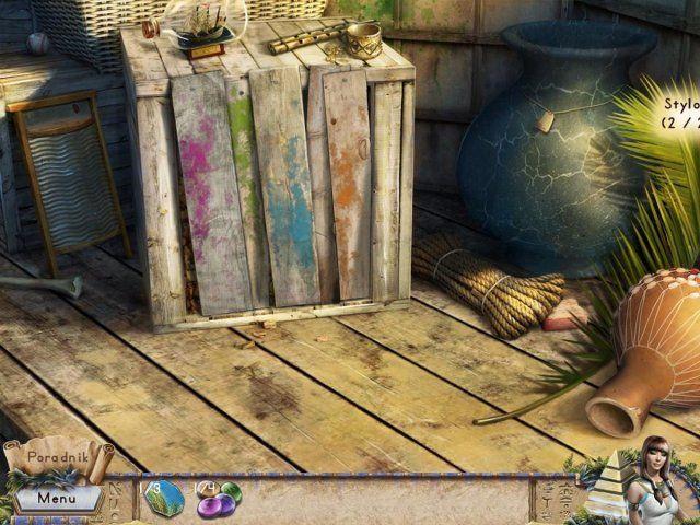 Gra «Riddles of Egypt» 15.10.2016 http://pl.topgameload.com/?cat=casualpcgames&act=game&code=10029  Straszny Mrok spowił Egipt! Czy uda Ci się rozwiązać starożytnie łamigłówki i rozplątać zawiłe zagadki, żeby zwyciężyć to zło? Starożytni Egipt, epoka faraonów. Mrok grozi ziemi. Kapłani podstępem zwabili tą tajemniczą siłę i zamknęli ją głęboko pod ziemię, gdzie było jej sądzone przebywać w wiecznym śnie podziemia. Egipt, 1932 rok, czas przygód. Minęło 3000 lat, zło się obudziło i teraz tylko…