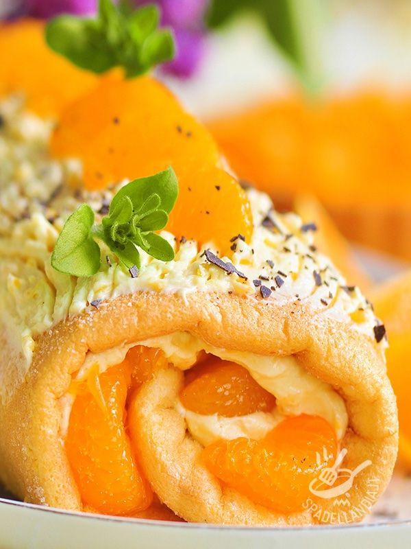 I Pancakes arrotolati alla crema di riso e mango hanno un sapore fresco e piacevole, sono ideali da consumare come dessert o per concedersi una colazione.