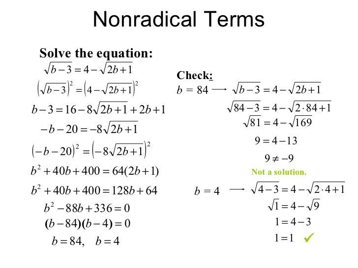 26 Solving Radical Equations Worksheet Simplifying Radical Expressions Rational  Exponents… Radical Equations, Exponent Worksheets, Simplifying Radical  Expressions
