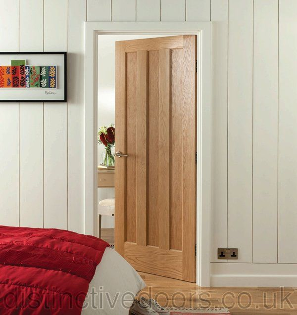 Aston 3 Panel Oak Internal Fire Door | house | Pinterest | Products Fire and Doors & Aston 3 Panel Oak Internal Fire Door | house | Pinterest ...