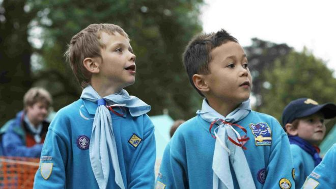 Beaver Scouts