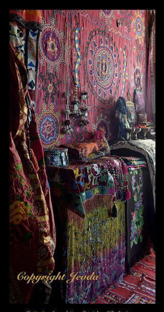 Luscious Textiles...