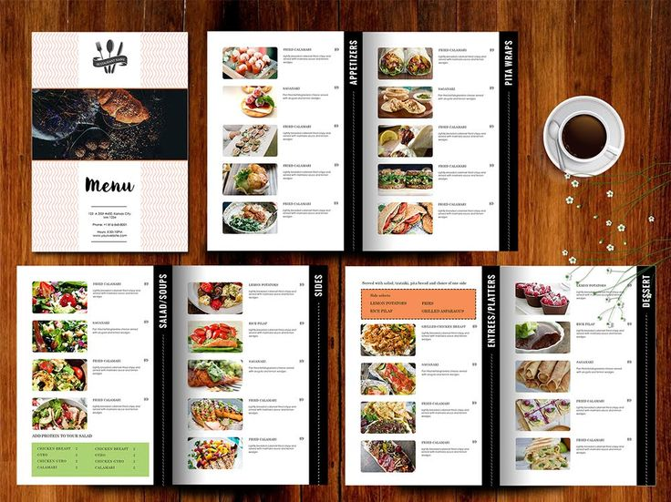 35 best meniu 2017 images on Pinterest Menu layout, Foods and