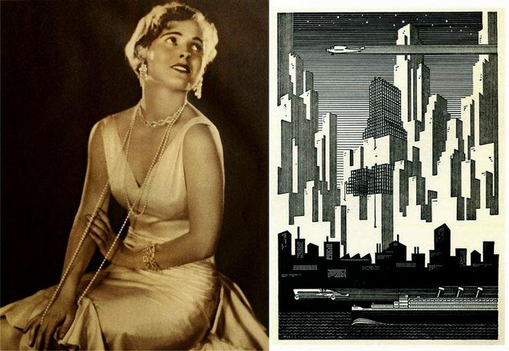 Dark Roasted Blend: Imperial Dreams: Art Deco Update