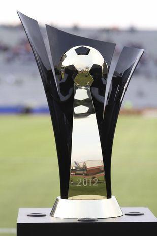 Troféu da Liga dos Campeões da Concacaf.