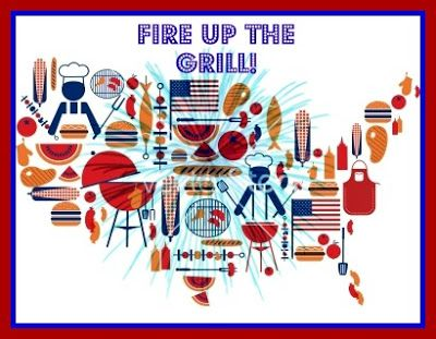 4th of july bbq menu