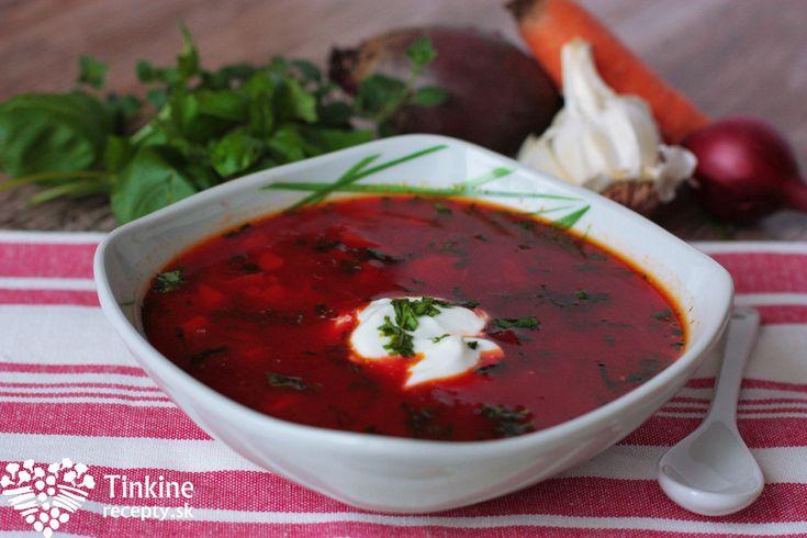 Vege boršč - Tinkine recepty