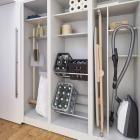 Hauswirtschaftsraum: Möbel und Ideen zum Einrichten: Möbel im Hauswirtschaftsraum: Ordnungssystem im Schrank – Wendy Heathfield