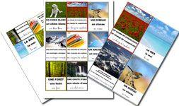 Impression A4 de vos cartes
