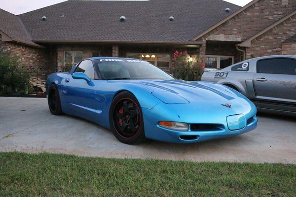 99 frc corvette nassau blue for sale in yukon ok racingjunk classifieds racingjunk. Black Bedroom Furniture Sets. Home Design Ideas