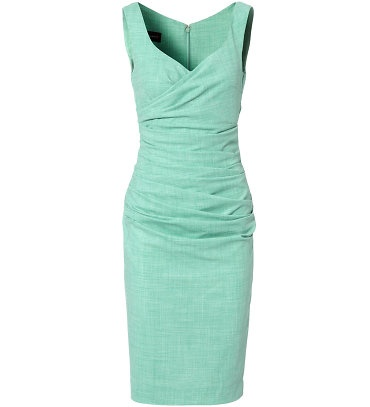 Talbot Runhof Cocktail Dress Holy17 in Jade: Shoes Clothes Beauty, Apparel Beauty, Mint Green, Cocktails Dresses, Talbots Dresses, Talbots Runhof, Color, Runhof Cocktails, Cocktail Dresses