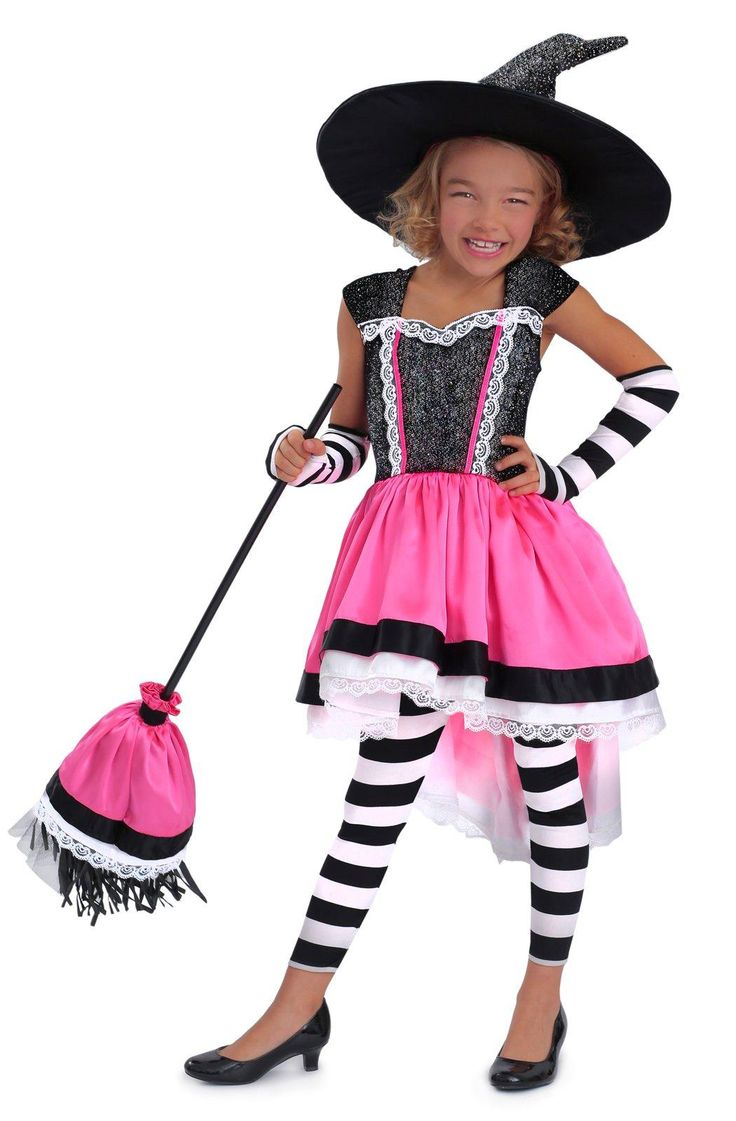 The 25+ best ideas about Witch Costume For Girl on Pinterest ...
