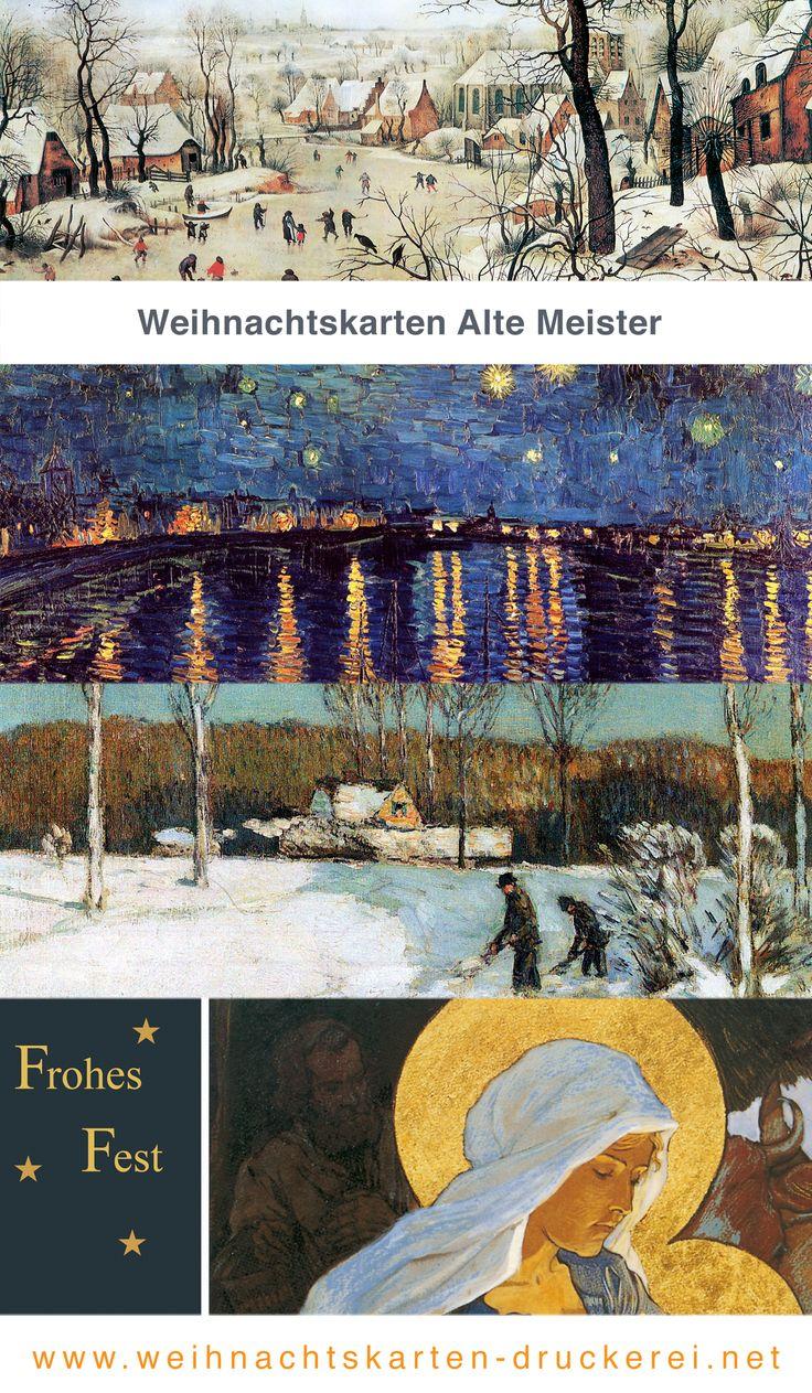 Metropolitan Museum of Art Weihnachtskarten