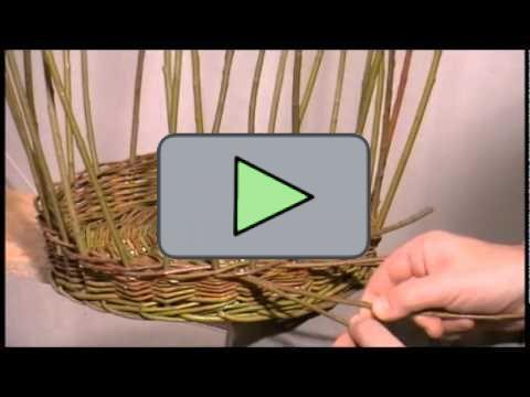 Korb flechten - Anleitung Schritt für Schritt - schlaumich.de Videos