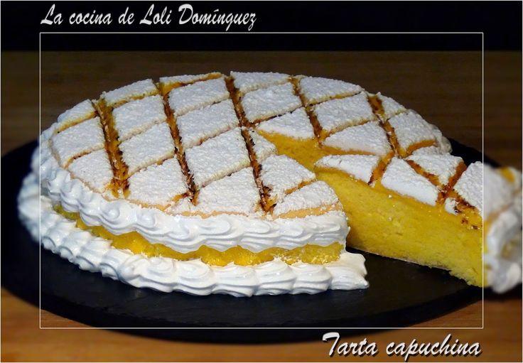 La cocina de Loli Domínguez: Tarta capuchina