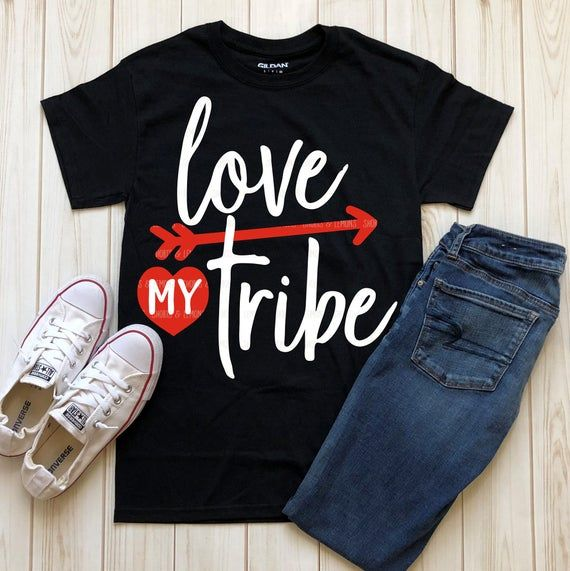 Download Love my tribe svg, tribe svg, arrow svg, valentine svg ...