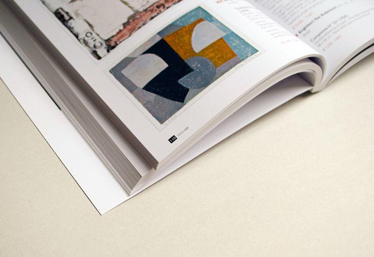 De Vuyst kunstgallerij catalogi | Graffito | grafisch ontwerp | webdesign | visuele communicatie