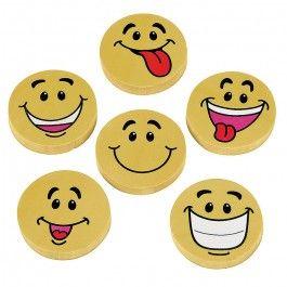 Emoji Party Supplies, Emoji Erasers, Party Favors