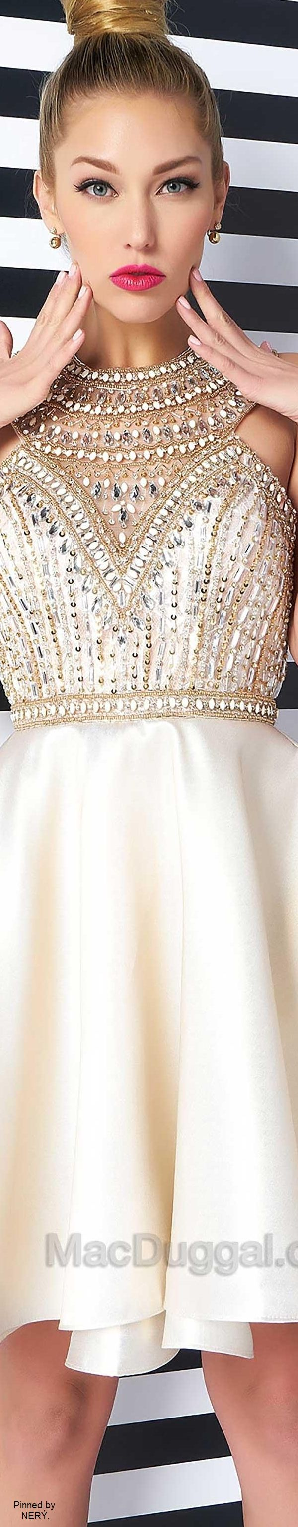Mac Duggal Prom Dress 2017