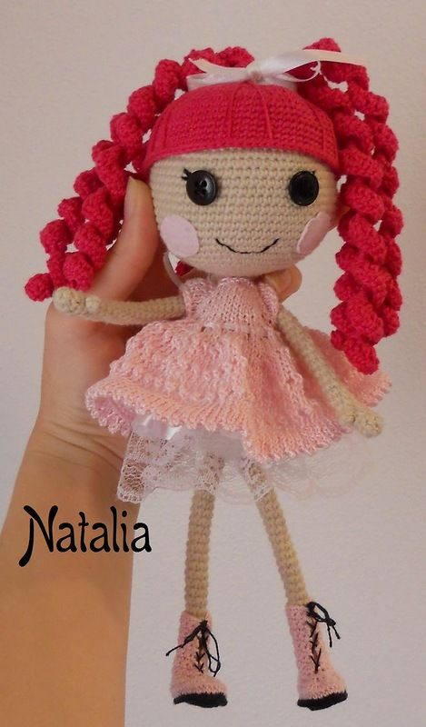 Как связать куклу своими руками