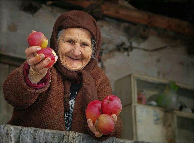 Romania,  bunica