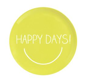 Happy Days Melamine Platter from hunkydory home