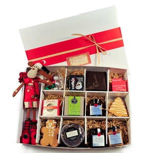 12 Days of Christmas Hamper - Reindeer - recreate this for Mimi
