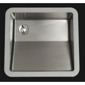 Karran Edge E-505 Stainless Steel Bathroom Sink