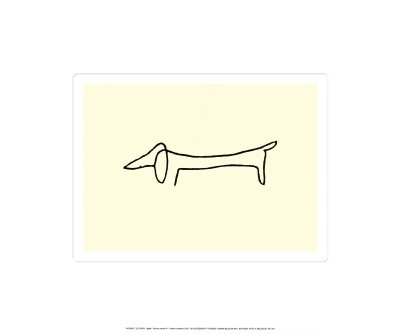 Lump by: Pablo Picasso
