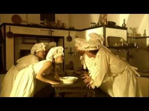 Kouzla Kralu Buchet je spousta - YouTube