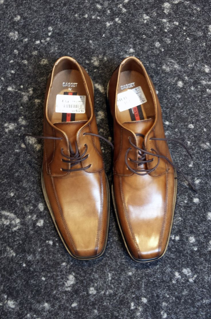 LLOYD Dagget, Herren Leder-Schuhe braun