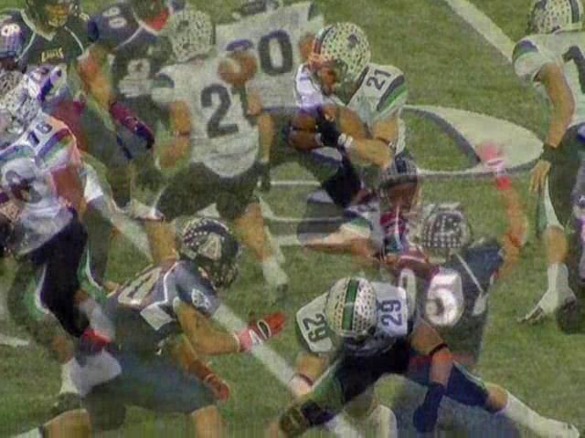 Allen vs Southlake Carroll Texas high school football playoffs 2009