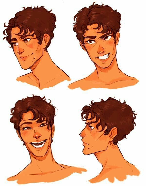 Pin By Star On Art In 2020 Illustration Character Design Male Face Drawing Guy Drawing