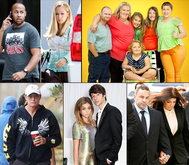 2014 had its ups and downs for these celebs. Click through to see which stars like Bill Cosby, Stephen Collins, and Sarah Hyland came under fire and made headlines in 2014.