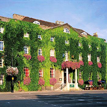 The Angel Hotel, Bury St Edmunds, Suffolk