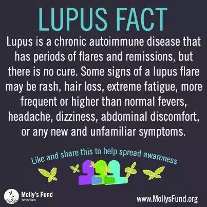 Lupus facts - basic info