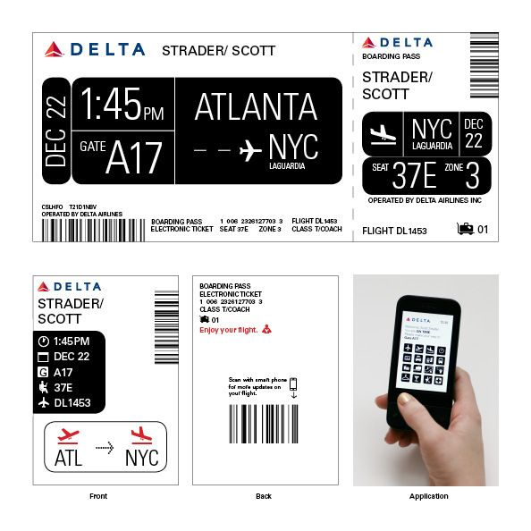 13 best Boarding Pass images on Pinterest Boarding pass, Air - fake airline ticket maker