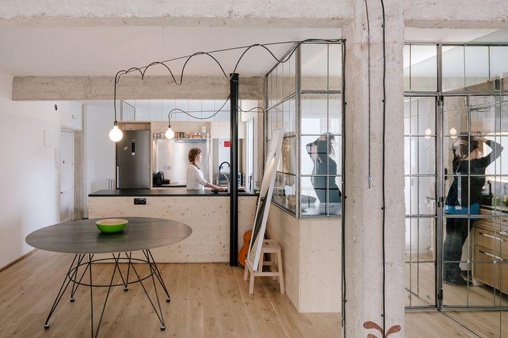Una Reforma Que consigue una Casa sin Pasillos | Ideas Arquitectos