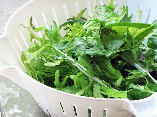 Lavado de verduras y frutas para consumo en crudo                                                                                                                                                     Más