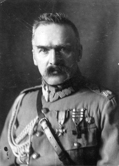 Polish Marshal Józef Piłsudski / Marszałek