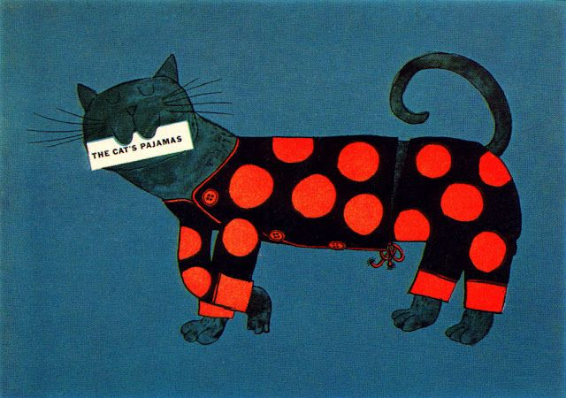 cat's pajamas Walter Grieder