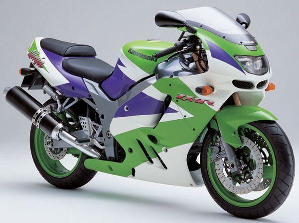 #motorcycles Kawasaki Ninja ZX9R Review
