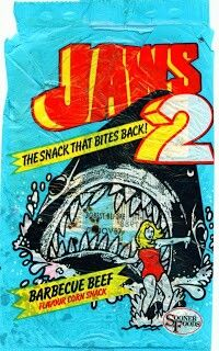 Sooner Foods Jaws 2 barbecue beef flavour