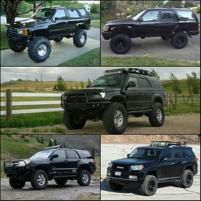 30 Best Images About Lifted SUV's With Bean LED Light Bars