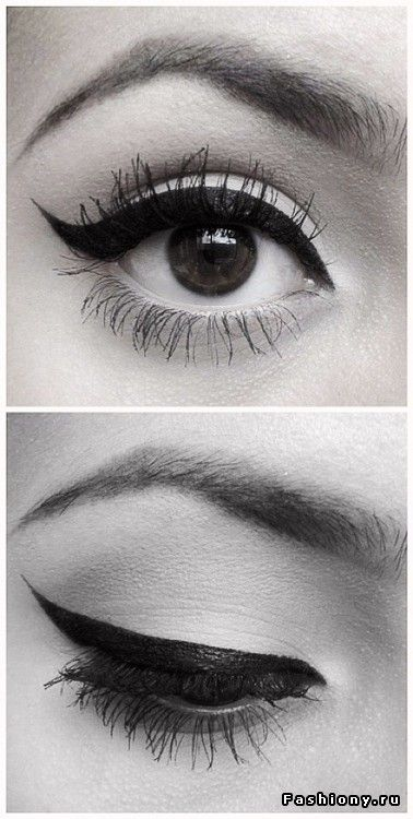 LEARN HOW TO GET THIS LOOK || http://indigodeer.com/2014/03/03/makeup-masterclass-stila-does-cat-eye/