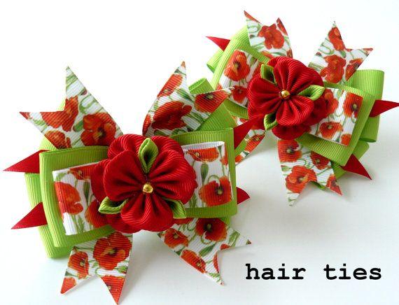 Accesorios para el cabello niña. Los arcos del pelo de la